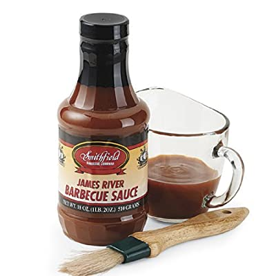 James River BBQ Sauce (Pack of 4)