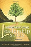 img - for Department Chair Leadership Skills book / textbook / text book