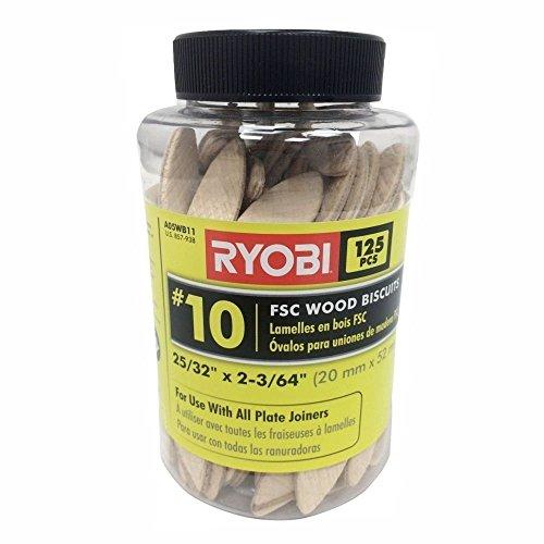 Ryobi A05wb11 #10 Fsc Wood Biscuits - Wood Fsc