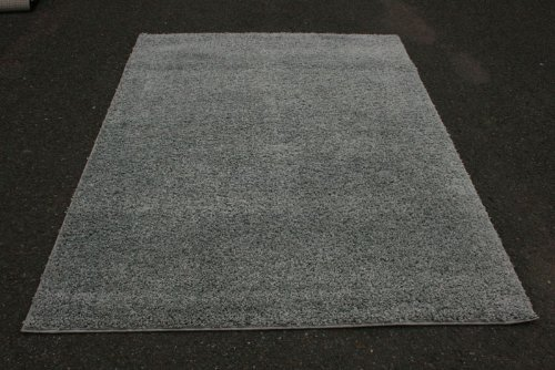 amazon blue shag modern contemporary area rugs kitchen dining 5x7 cheap with rubber backing home depot