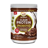 Cheap Healthy Delights Naturals, Whey Clean Protein & Probiotics, 20g Of Protein with Digestive Enzymes, Chocolate Milkshake,  21.73 OZ, 616 Grams