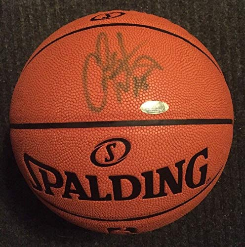 Carmelo Anthony Autographed Signed Autograph Official Game Basketball Steiner Hologram Certificate of Authenticity Included Autograph (Carmelo Anthony Autographed Basketball)