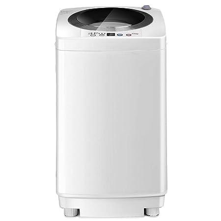 MD Group Lavadora automática de lavandería de 7,7 Libras: Amazon ...