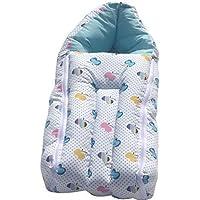 UNIBEE Baby Sleeping Bag Cum Baby Carry Bag (Blue)