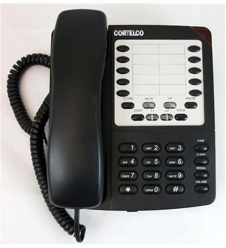 1 - 220500-VBA-27S Colleague 2-Line - Black