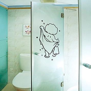 Neue Baby Bad Bad dekorative Aufkleber Schlafzimmer ...