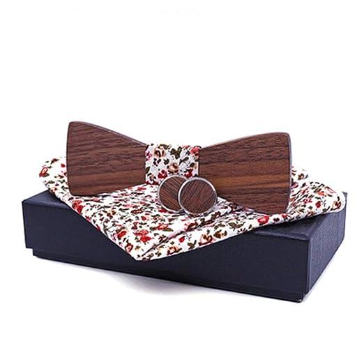 KQYAN-cravates et noeud papillon Gemelos Set Business Casual de ...