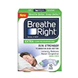 Breathe Right EXTRA Clear for Sensitive Skin 26 Clear Strips
