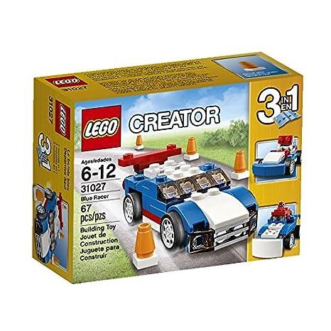 Amazon Lego Creator Blue Racer Set Toys Games