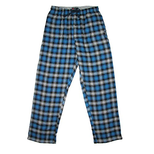 Hanes Men's Flannel Pants with Comfort Flex Waistband