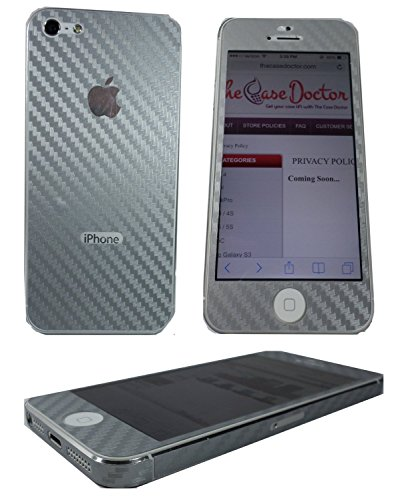 iphone 4 carbon skin - 2