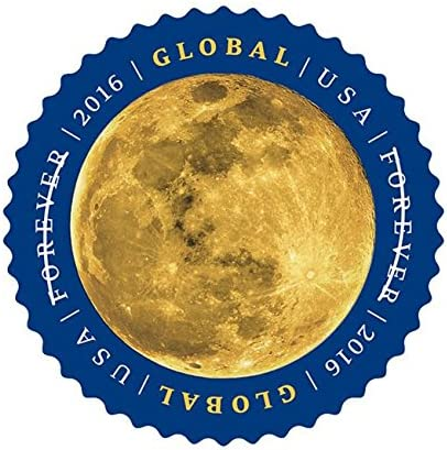 Global Forever International Us Postage Stamps Sheet Of 10 Stamps