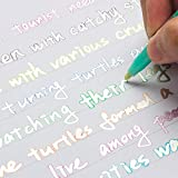 Self-outline Metallic Markers, Outline Marker