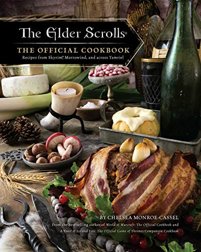 Pdf Computers The Elder Scrolls: The Official Cookbook