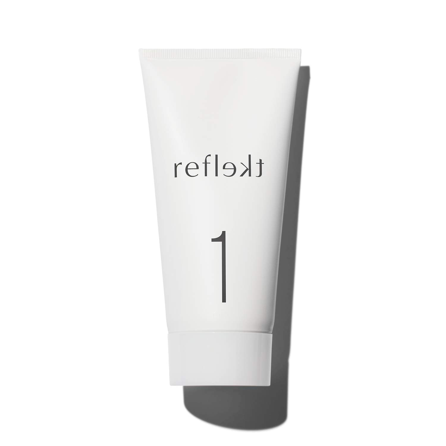 REFLEKT 1 Best Exfoliating Face Wash Gentle Hydrating Daily Face Scrub, Facial Pore Cleanser, Collagen Hyaluronic Acid. Best Face Scrub Sensitive Skin, Dry, Oily, Acne, Anti-Aging Natural Beads 150ml