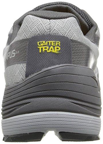 Altra Olympus 2.0 Zapatillas de trail running PLATA / Cyber Amarillo
