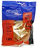 Hollings Cow Ears for Dogs (Bag Size: Pack of 3)