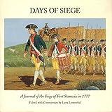 Days of Siege, William Colbrath, 0915992264