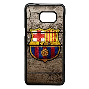 Samsung Galaxy Note 5 Edge Phone Case Futbol Club Barcelona FC Logo Case Cover UP7P554864