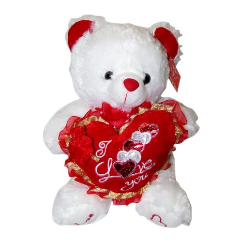 valentines teddy bear 15 says i love you when its paw is pressed best valentines day gifts valentines day gifts for her valentines day gifts for