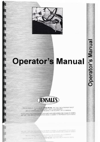 Lister Engine Operators Manual