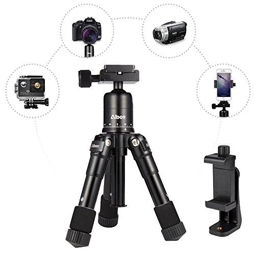 Camera Tripod -Albott 20 inches Desktop Tabletop Mini Camera