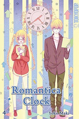 Romantica Clock 6 Yoko Maki