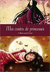 Mes contes de princesses - Coffret 2 albums par Amélie Thiébaud
