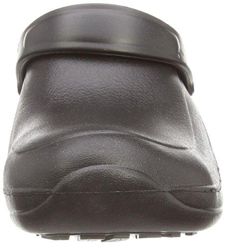 5 Di white taglia Nero colore 38 Eziprotekta Toffeln UK unisex Nero 845 Sicurezza bianco EU Calzature bianco gBtxxOwq