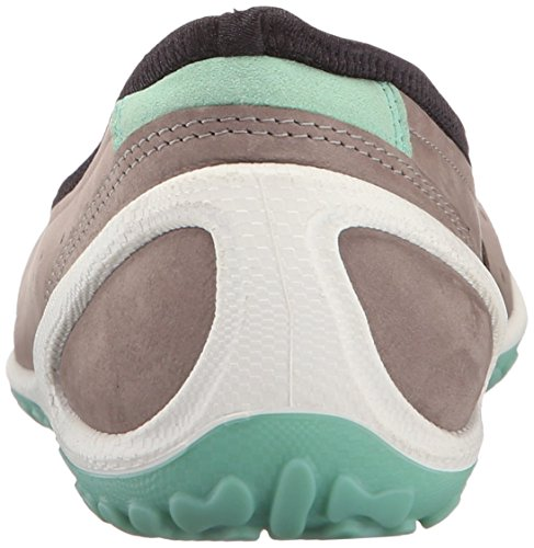 Ecco Womens Biom Lite Flat Sporty Lifestyle Shoe Warm Grey