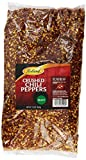 Roland Chili Peppers, Dried Crushed, 16 Ounce (Pack of 3)