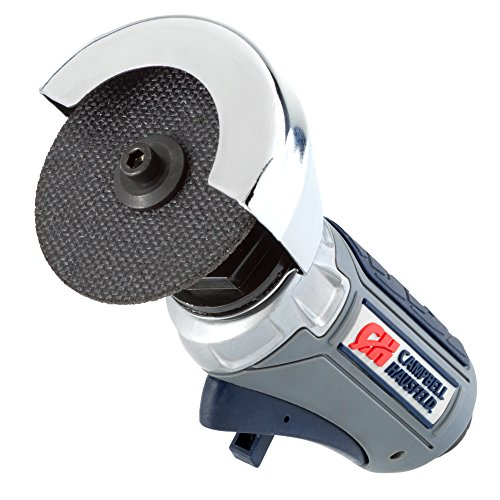 Air Cut Off Tool, 3 Inch Cutting Disc, 360 Degree Rotating Guard, Get Stuff Done (Campbell Hausfeld (Cut Off Air)