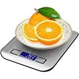 FIXBODY Digital Kitchen Scale, 5000g/1g Pocket Cooking Scale, Mini Food Scale