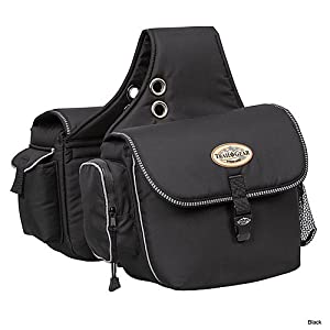 Weaver Leather Trail Gear Saddle Bag
