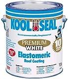 KST COATING KS0063600-16 White Roof Coating, 0.9 gallon by Kst Coating