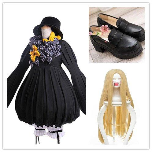 Fate Order/Grand Order アビゲイルウィリアムズ Fate/Grand +靴 コスプレ衣装+ウィッグ +靴 B07CJ5SG8S, ユーロ物置ショップ イープラン:ef25b2b8 --- mx03.mindreadersgroup.com