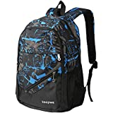 Laptop Backpack, KEEPWE Lightweight Nylon 15-15.6 inch Laptop Backpack For Men, Women, College, Travel, Hiking, Fashion School Backpack for Girls, Boys in Middle High School