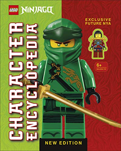 【本】LEGO Ninjago Character Encyclopedia New Edition: With Exclusive Minifigure (英語)