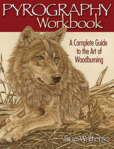 Pyrography Workbook: A Complete Guide to the Art of...