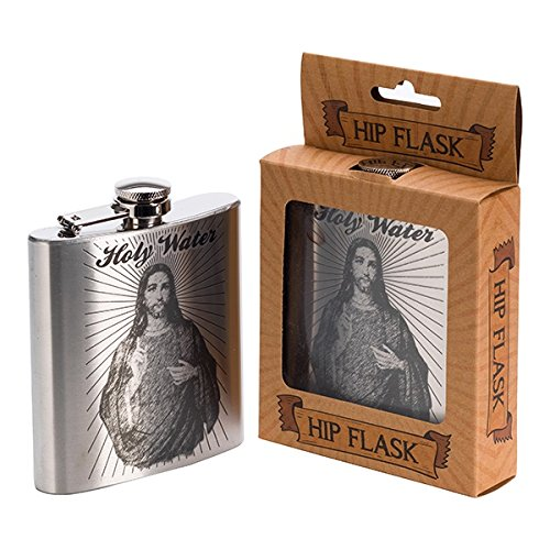 Holy Water Hip Flask by Diabolical