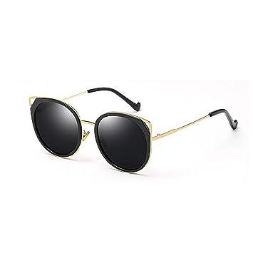 YiWu Gafas de Sol de Ojo de Gato 2019 Personalidad Gafas de ...