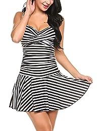Women's Petite Swimwear | Amazon.com