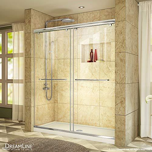 Dreamline Dl 6030 04 Prism Frameless Pivot Shower
