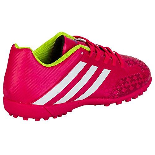 Adidas Boy's Predito Lz Trx Astro Turf Sneaker US5 Pink
