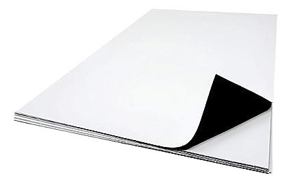 A4 papel magnético blanco para todas las impresoras de ...