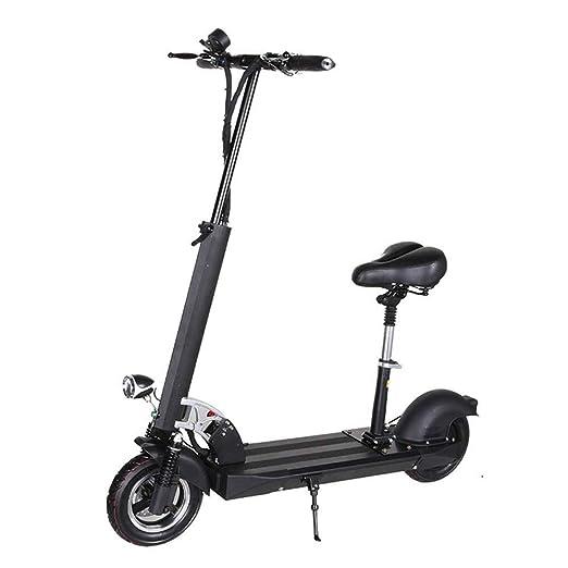 AUZZO HOME Patinetes eléctricos Plegables, E-Scooter para ...
