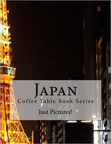 Japan Coffee Table Book Series Amazoncouk Just Pictures