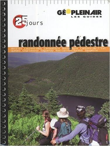 En ligne RANDONNEE PEDESTRE (25 JOURS) epub pdf