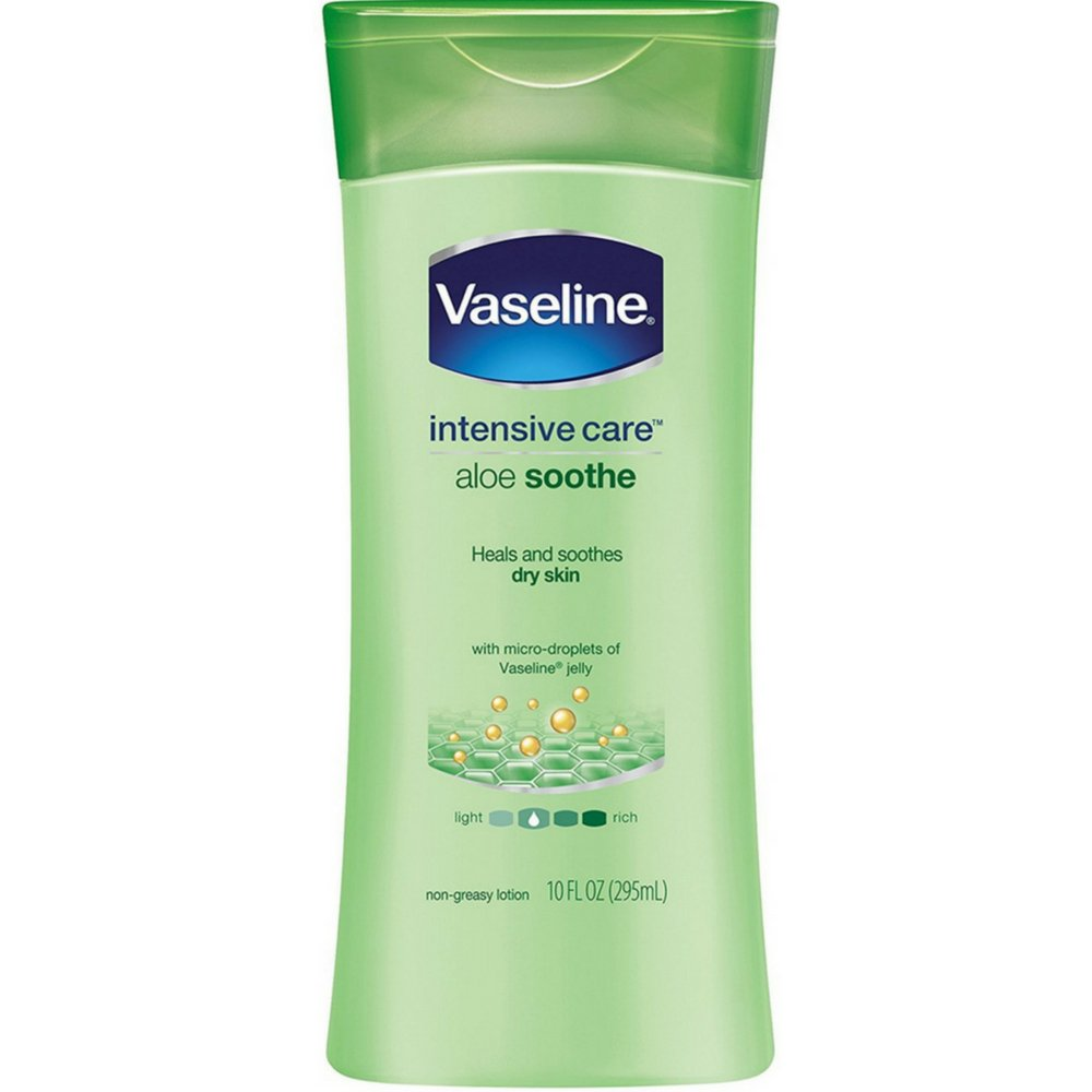 vaseline lotion for dry skin