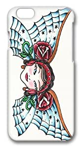 Butterfly 2 Custom iphone 6 4.7 inch Case Cover Polycarbonate 3D